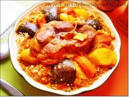 recette cuisine couscous tunisien recette du couscous tunisien cuisine algerienne
