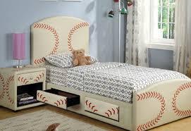 Baseball Bed Frame Baseball Toddler Bed Frame Foster Catena Beds