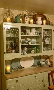 33 best hutch displays images on pinterest hutch ideas kitchen
