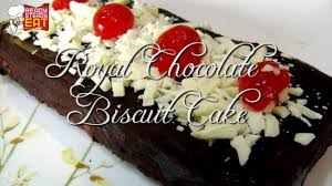 Biscuit Cake by Royal Chocolate Biscuit Cake Recipe Video Dailymotion