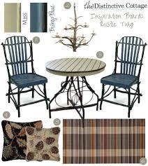 rustic lodge style porch inspiration board