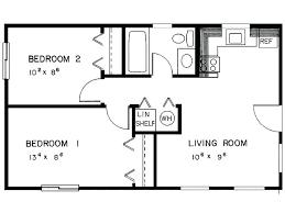 two bedroom floor plans simple two bedroom house plans simple house plan with 3 bedrooms