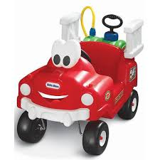 Little Tykes Toy Box Little Tikes Spray And Rescue Fire Truck Toys