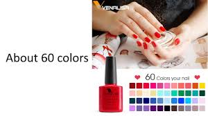 one of the most popular gel varnish venalisa and rosalind in 2017