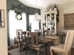 Cozy Dining Room by Clean And Bright Simple Christmas Dining Room U2013 Beautiful