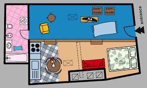 100 apartment floorplan 2 beds 2 baths apartment for rent
