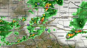 Dallas Weather Map by Storms Moving Across North Texas Some Severe Nbc 5 Dallas Fort
