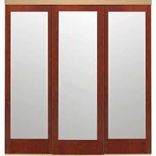 3 panel interior doors home depot 96 x 96 3 panel interior closet doors doors windows