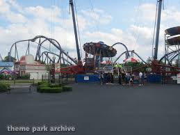 Fright Fest Six Flags New England Theme Park Archive Six Flags New England 2011
