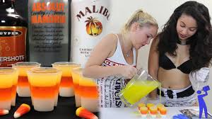 ez squeeze candy corn jello shots halloween tipsy bartender