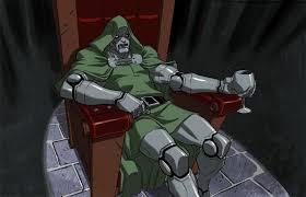 Dr Doom Mask Dr Doom Chillaxing By Jeffwamester On Deviantart