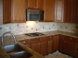 Travertine Tile Kitchen Backsplash Backsplash Designs Travertine Travertine Tile Backsplash Black