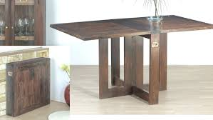 Folding Table Attached To Wall Folding Kitchen Table Attached To Wall And Chairs Dining Room