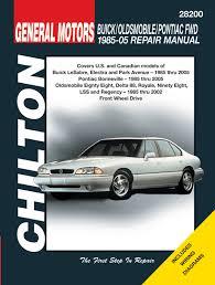 chilton book company gm