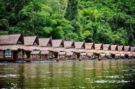 hotels in river or the floathouse river kwai resort kanchanaburi