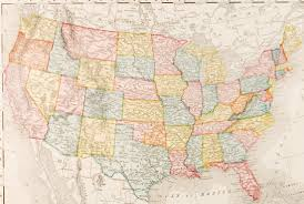 Where Is Wyoming On The Map How All 50 States Got Their Names Mental Floss