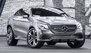 suv benz mercedes benz concept coupe suv in 3d looks a bit porky
