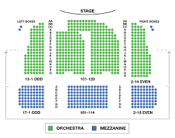 theatre floor plan booth theatre broadway seating charts