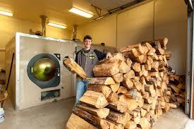 on alaska s prince of wales island wood heat pays social
