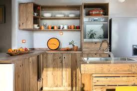 cuisine à faire soi même fabriquer ilot central cuisine collection avec impressionnant ilot