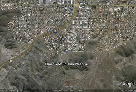 Google Map Phoenix by Birderfrommaricopa Com