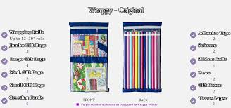 how to store wrapping paper and gift bags wrap it gift bag best gift wrap storage wrapping paper organizer