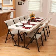 wooden folding table walmart gorgeous lifetime tables walmart 2 beyondthelevant com