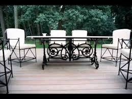 Wrought Iron Patio Furniture Jacksonville Cast Iron Furniture - Outdoor iron furniture
