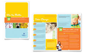 half fold brochure template powerpoint renewable energy consulting