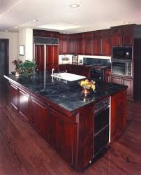 cherry wood kitchen cabinets paint color mesmerizing modern cherry