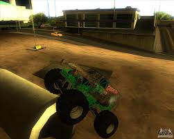 grave digger monster truck games grave digger for gta san andreas