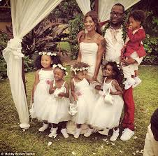 brown s day snubs bobby brown s hawaii wedding to reality