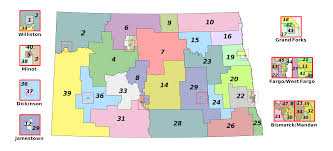 Map Of Nd North Dakota U2013 Wikipedia
