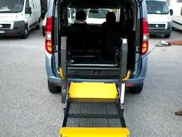 pedana per disabili allestimenti per disabili pedana autolift fiat dobl祺
