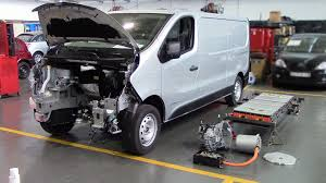 renault trafic 2017 use old electric car batteries to electrify used vans carwatt