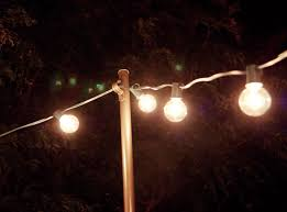 best outdoor string lighting ideas u2014 jen u0026 joes design