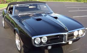Last Year Of Pontiac Firebird 1968 Pontiac Firebird Pro Touring Youtube