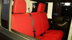custom jeep seats leatherette seat covers guaranteed exact fit for your car