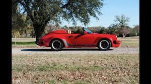porsche 911 convertible 1980 porsche 911 carrera speedster