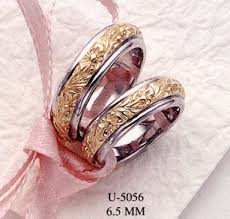 floral wedding bands applesofgold com