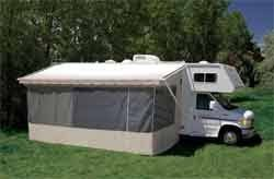 Rv Awning Screen Rv Screen Rooms U0026 Accessories By Carefree