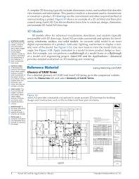 How To Draw Floor Plan In Autocad by Autocad And Its Applications U2014basics 2016 23rd Edition Page 1 21