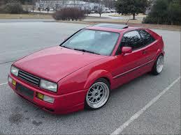 volkswagen corrado tuning fs 1990 vw corrado vr6 only 130k original milesdream keyper