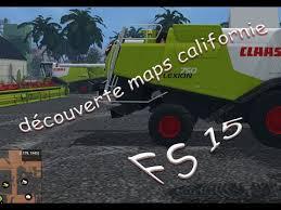 california map fs15 découverte maps californie fs 15