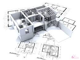 simple 3d house plan home design 3 bedroom plans with views haammss