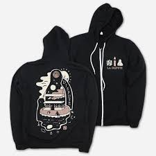 band sweaters la dispute official merchandise hello merch