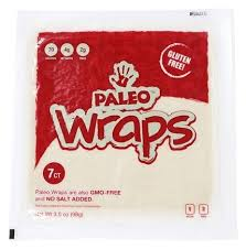 where to buy paleo wraps buy julian bakery paleo coconut wraps 3 5 oz at luckyvitamin