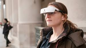 Legally Blind Prescription Strength These Amazing Electronic Glasses Help The Legally Blind See