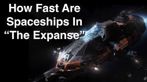 how fast are spaceships in u0027the expanse u0027 youtube