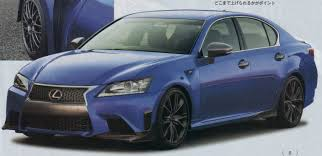 lexus sedan gs lexus gs f to arrive next year with 500 horsepower lexus enthusiast